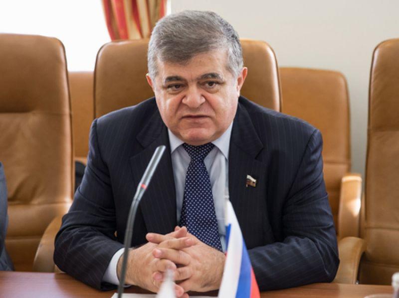 В. Джабаров: Россия – стратегический игрок на Ближнем Востоке
