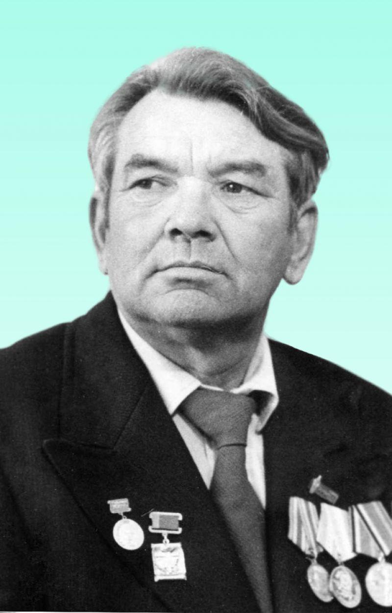 Шестопалов Михаил Архипович