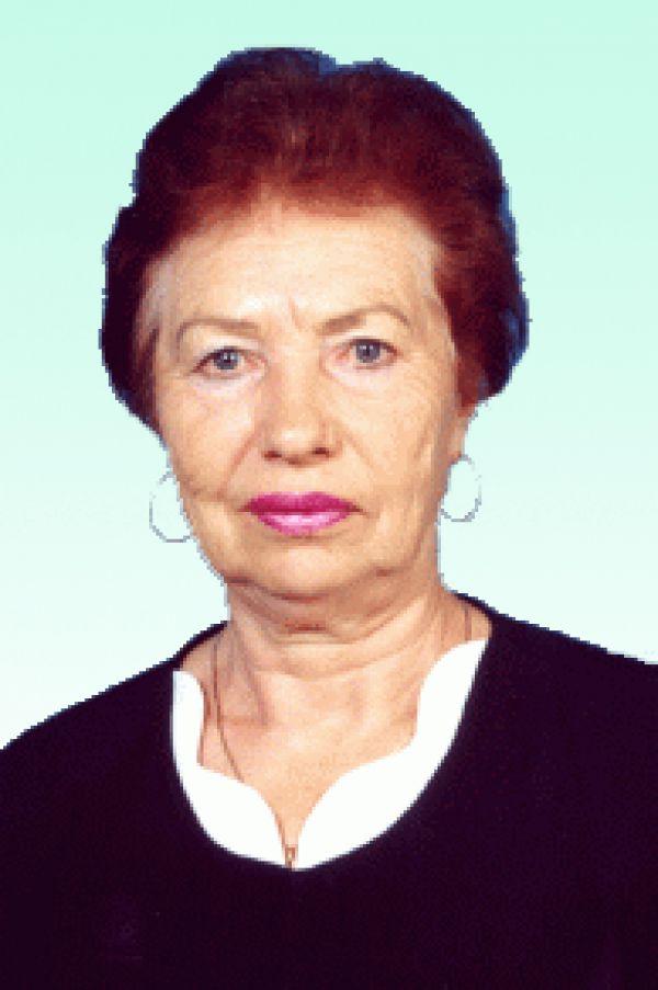Самбурская Вера Федоровна