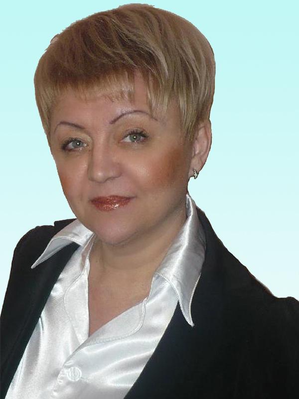 Стебловская Елена Викторовна