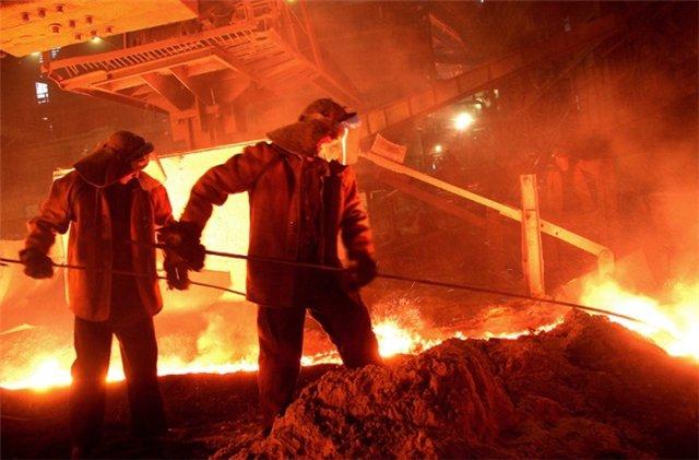 В области отмечают День металлурга