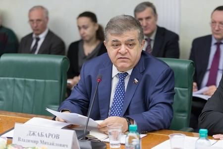 В. Джабаров: Нужны новые форматы отношений с соотечественниками
