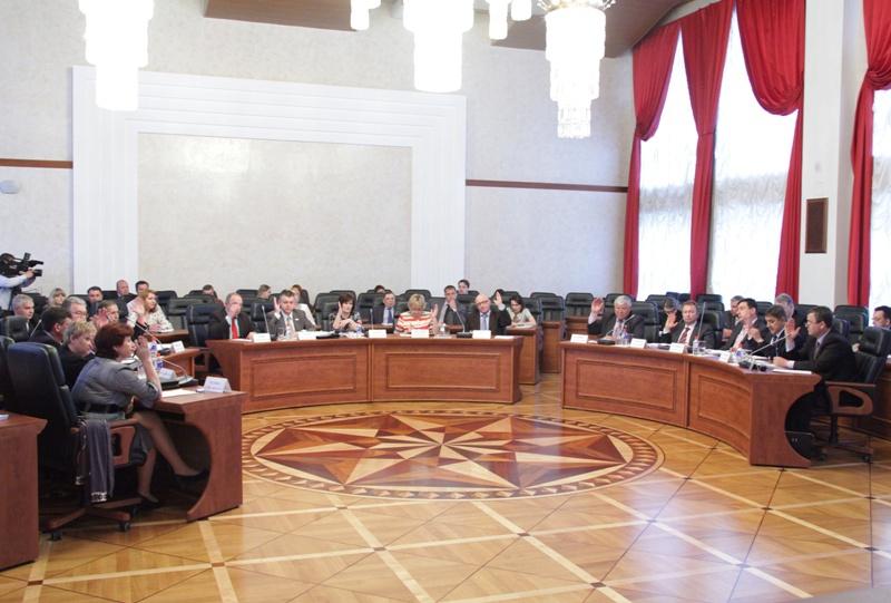 Состоялось заседание парламента ЕАО
