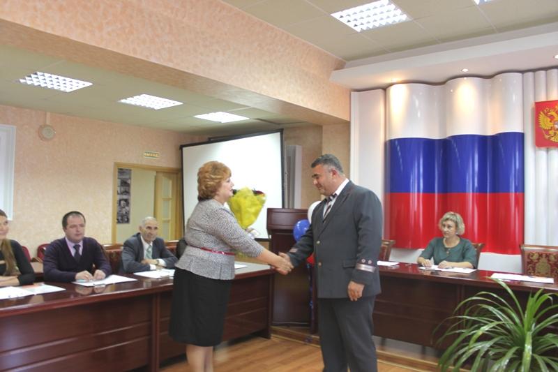 А. Рамазанов официально стал депутатом парламента ЕАО
