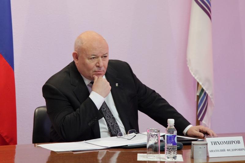А. Тихомиров провел ряд встреч в Облученском районе