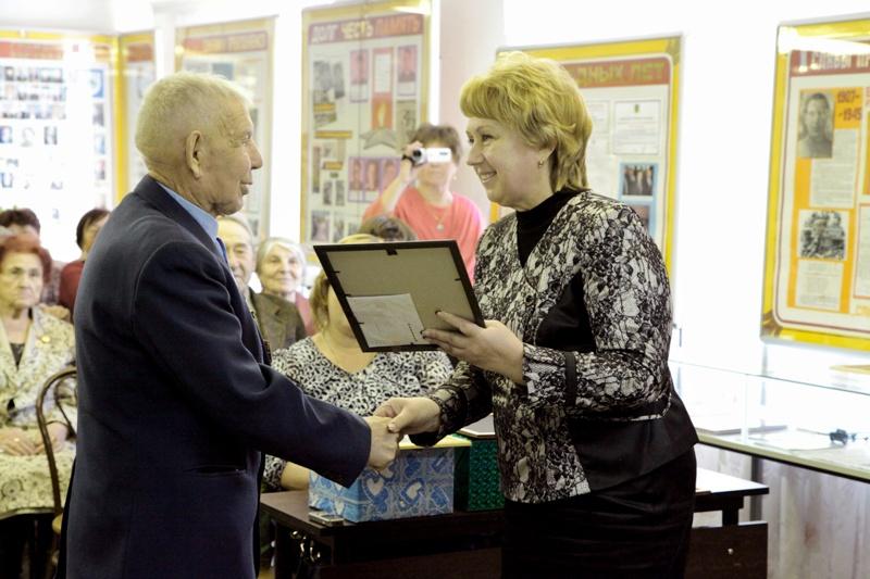 Ветераны получили награды парламента ЕАО