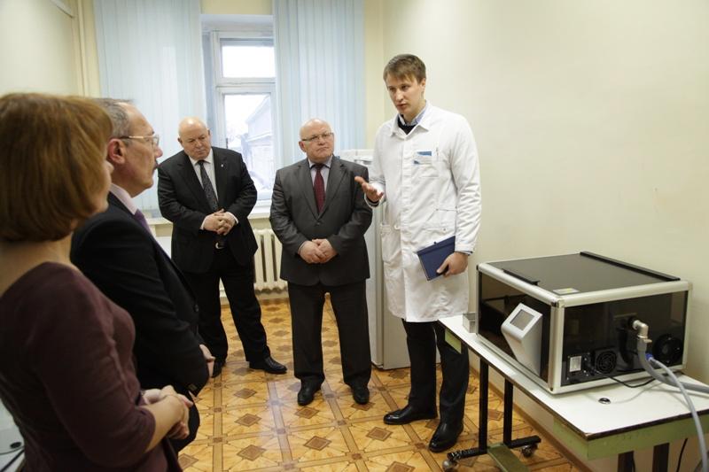 Уникальное лабораторное оборудование появилось в ЕАО