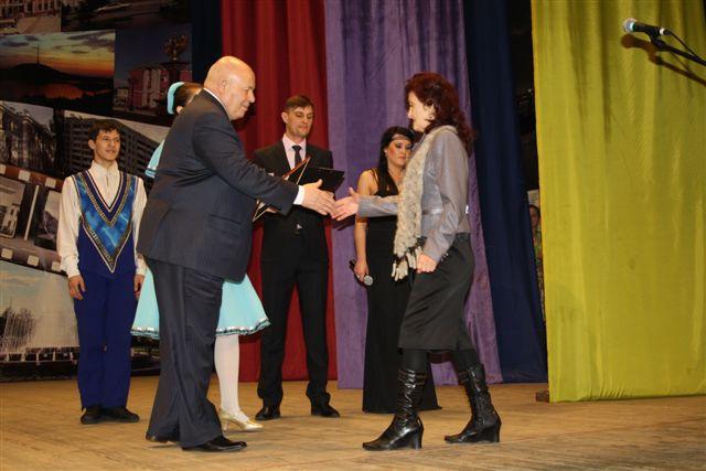 Депутаты поздравили активистов ТОС