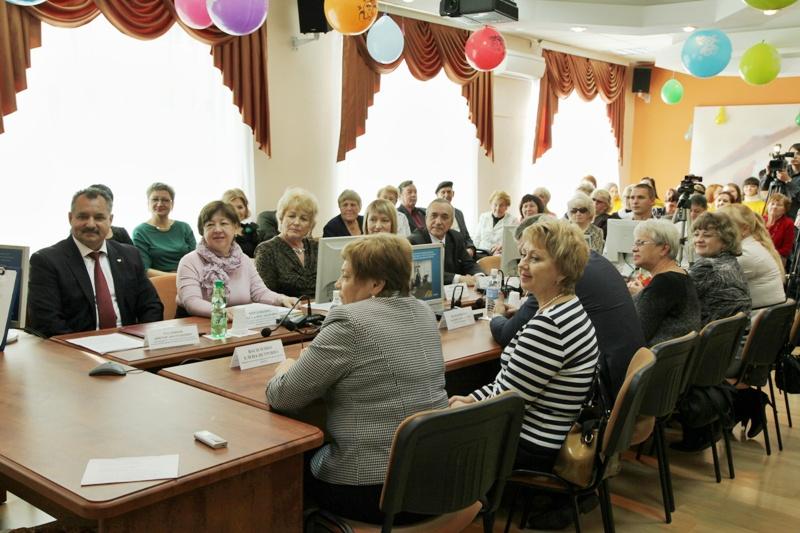 «Союз пенсионеров»  отметил день рождения