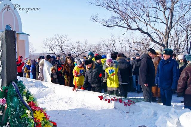 Депутаты и молодежь отметили 91-ю годовщину Волочаевского боя