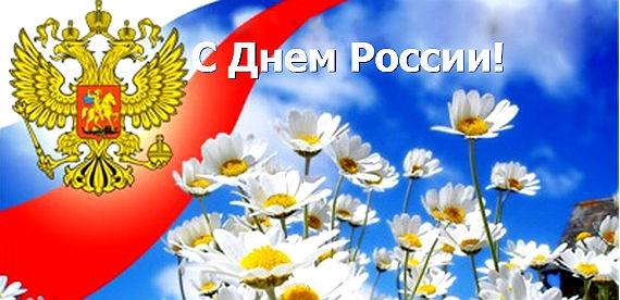 Жители ЕАО отмечают День России