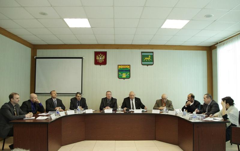 Состоялось заседание Совета руководителей представительных органов
