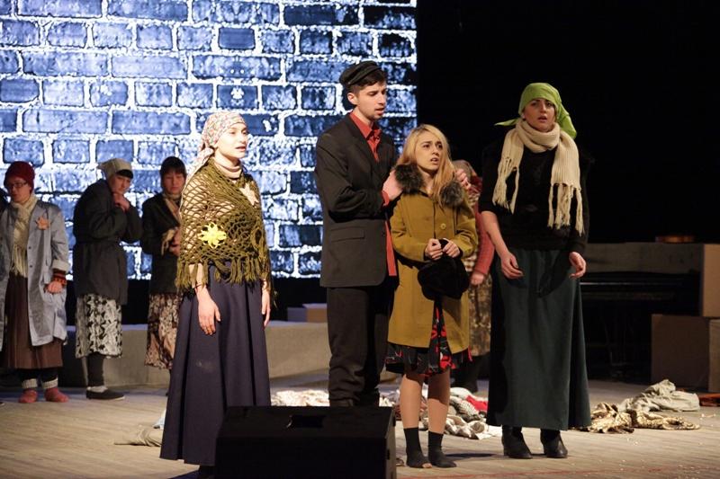 Молодежный парламент РФ объявил конкурс в память о жертвах Холокоста