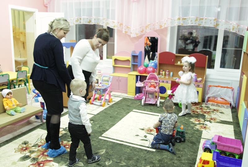 Депутаты поздравили детский сад с открытием новой группы