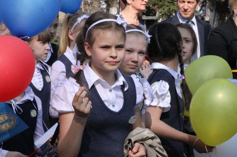 В. Тарасенко: Каждая школа должна иметь свое лицо