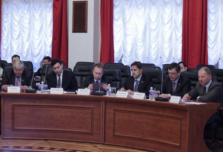 Состоялось расширенное заседание фракции «Единая Россия»
