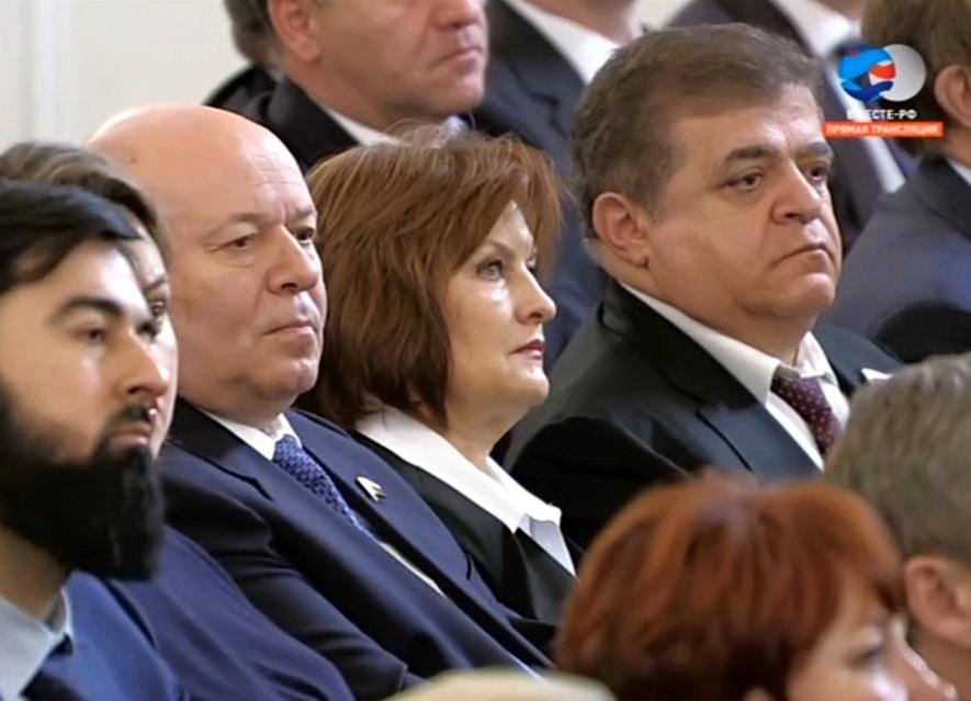 Л. Павлова: Люди – главный смысл государственной политики