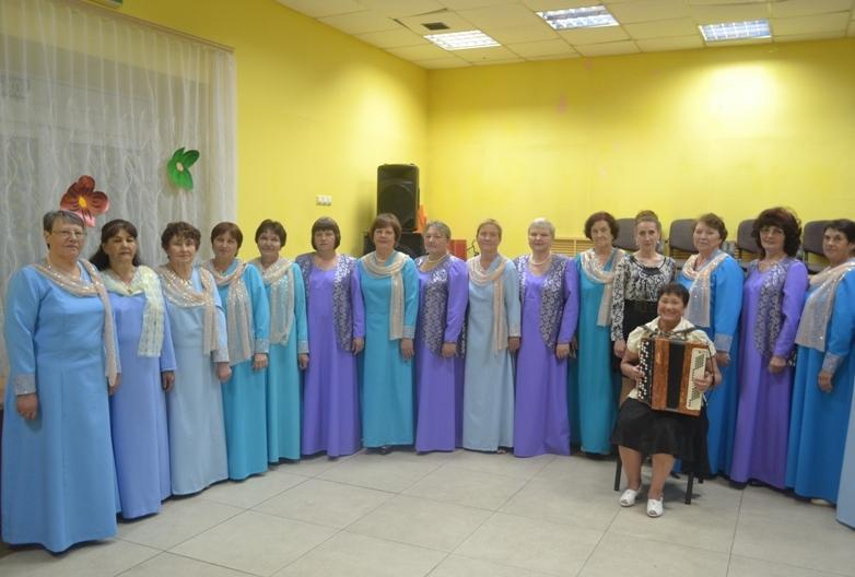Депутаты поздравили народный хор Облучья с юбилеем
