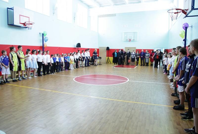 Л. Павлова: Сделан еще один большой шаг для развития детского спорта