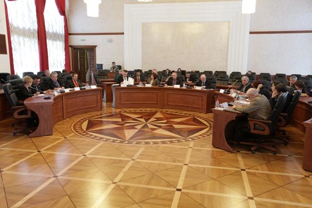 Бюджет ЕАО на 2014 год принят в первом чтении