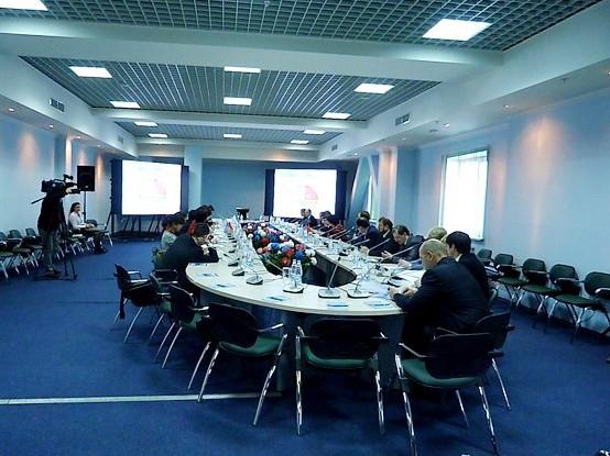 Парламентарии России и Китая делятся опытом