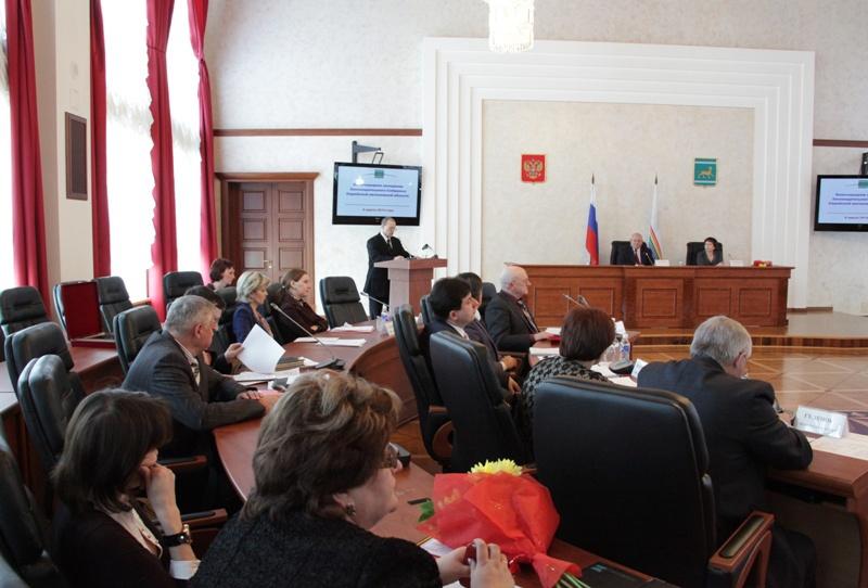 Состоялось внеочередное заседание областного парламента