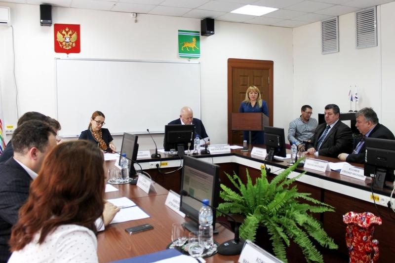 Попечительский совет ПГУ обсудил тему подготовки кадров для ЕАО