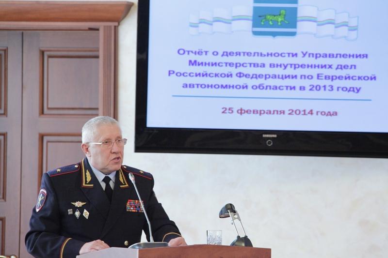 В. Олейник: По темпам снижения преступности мы – пятые в России