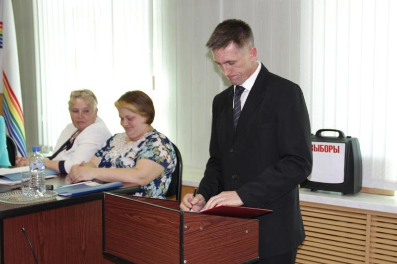 Назначен новый глава Ленинского района