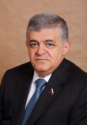 В. Джабаров принял участие в работе межправительственной комиссии