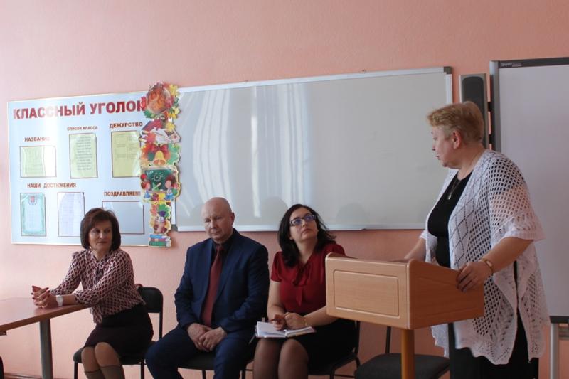 Л. Павлова провела встречи в Биробиджанском районе
