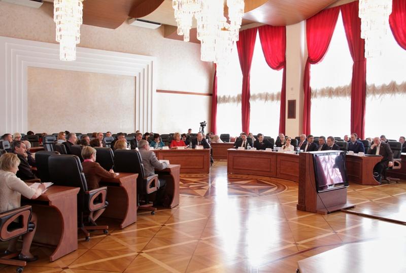 Поддержана инициатива об отмене «свободного» мандата