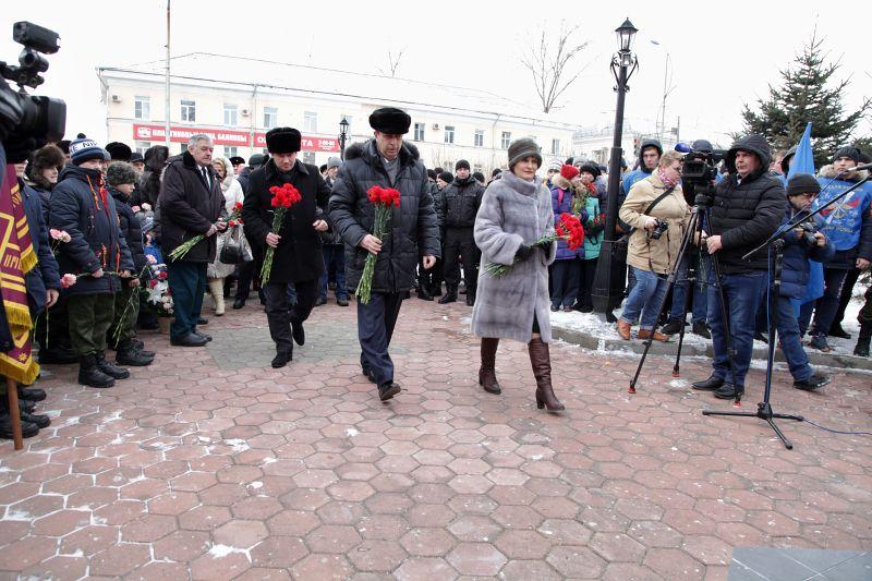Л. Павлова: Традиции служения Отечеству живы