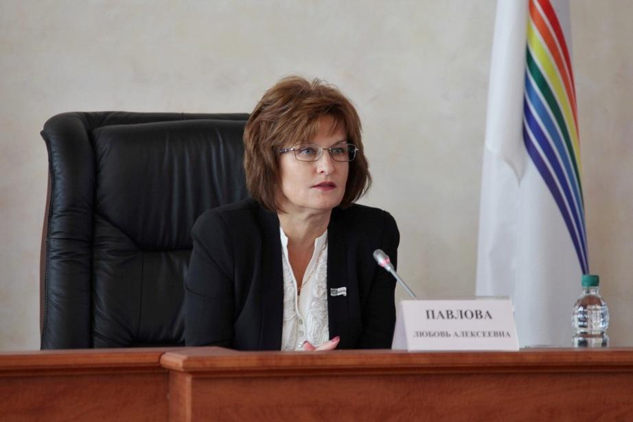 Л. Павлова: Парламенты регионов будут активнее участвовать в реализации Послания президента