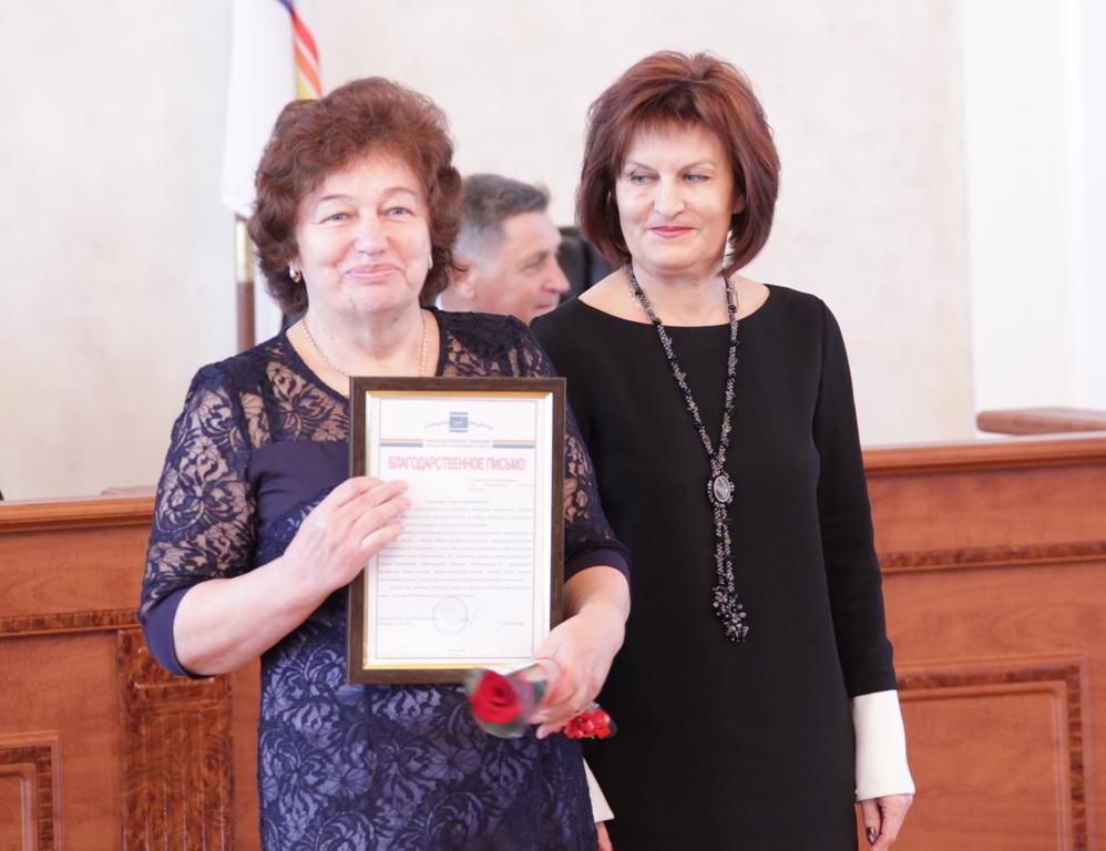 Награды парламента ЕАО вручены представителям МСУ