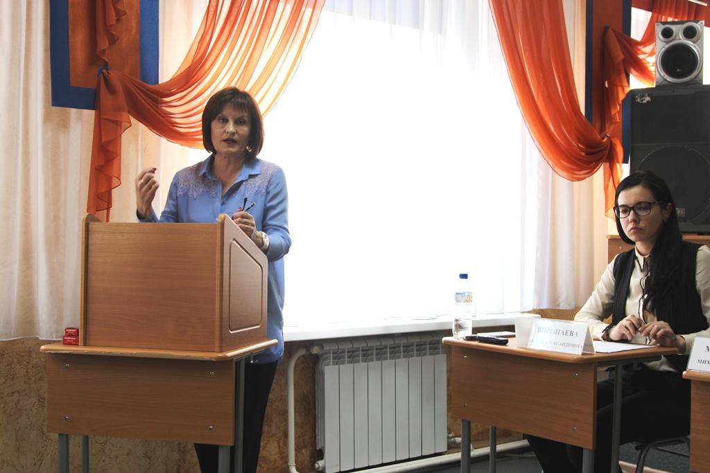 Л. Павлова: В ЕАО между молодежью и властью найдено взаимопонимание