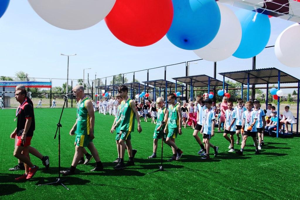 Л. Павлова: Детский спорт – один из приоритетов государства