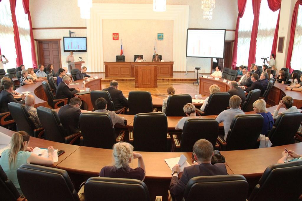 Состоялись публичные слушания об исполнении бюджета
