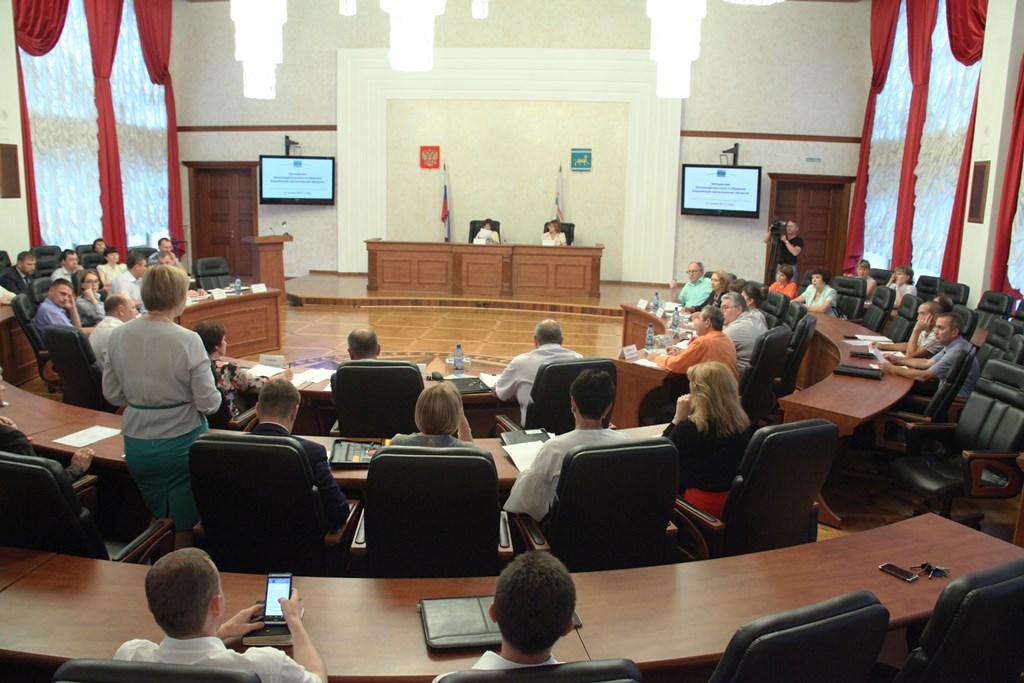 Изменен закон о налоге на имуществе организаций