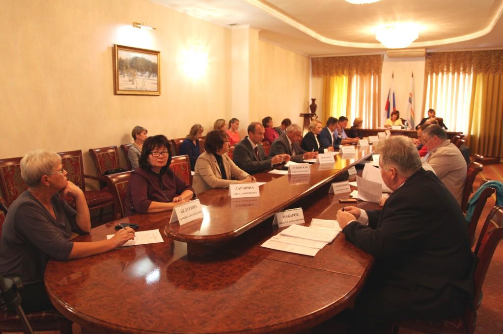 Депутаты обсудили развитие инвестиционных проектов в ЕАО