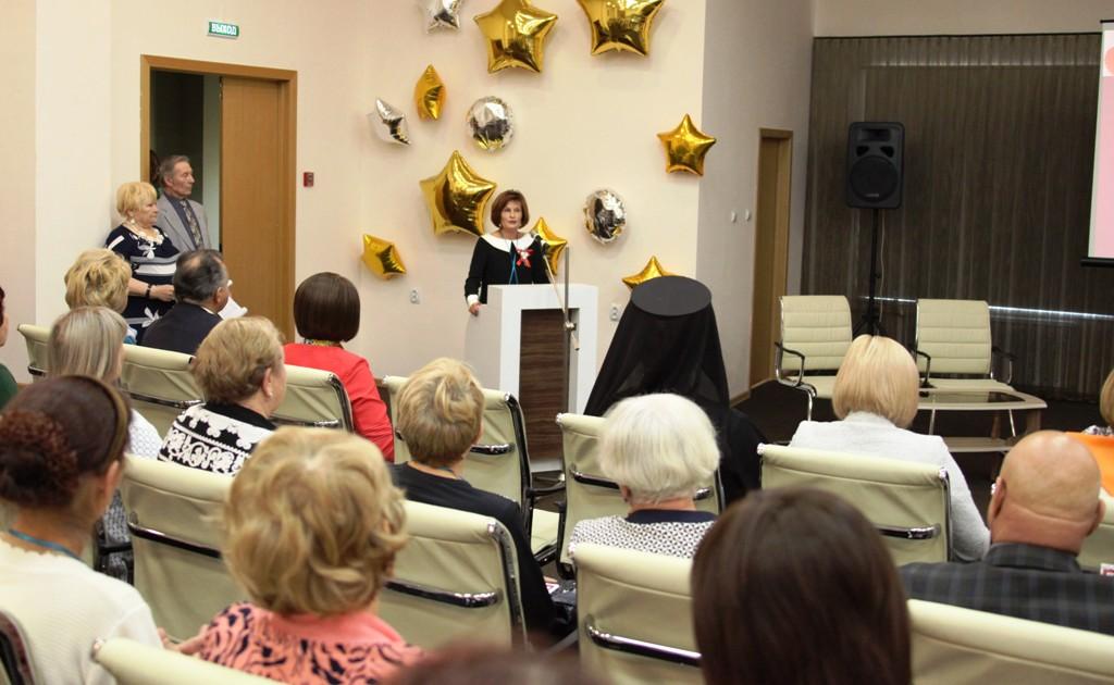 В ЕАО проходит форум для пожилых людей