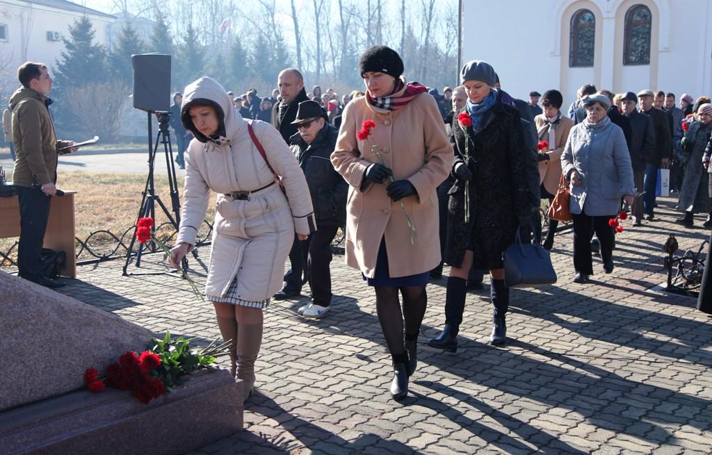 В ЕАО почтили память жертв сталинизма