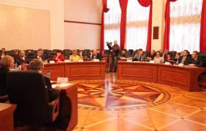Бюджет ЕАО на следующую трехлетку принят в первом чтении