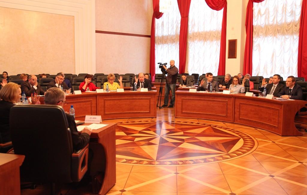 Депутаты одобрили изменения в законы о поддержке малого бизнеса