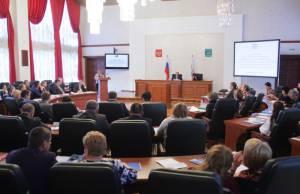 Л. Павлова: Важно не только оптимизировать расходы, но и мобилизовать доходы