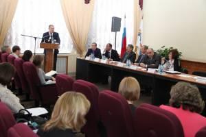 Л. Павлова: Градостроительство требует совместных действий