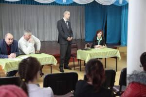 Депутаты встретились с жителями Октябрьского района