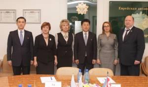 Депутаты встретились с заместителем Генконсула КНДР