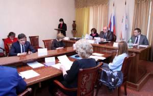В парламенте ЕАО проходят заседания комитетов