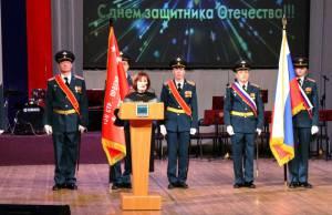 Депутаты поздравили военнослужащих